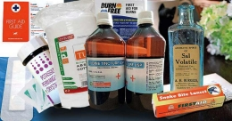 These are the essential items to include in your car's first aid kit