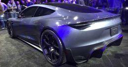 Tesla's Musk delays release of Roadster sports car