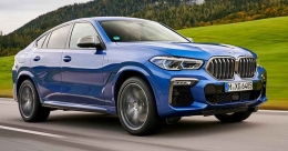 BMW launches new version of X6 priced at Rs 95 lakh