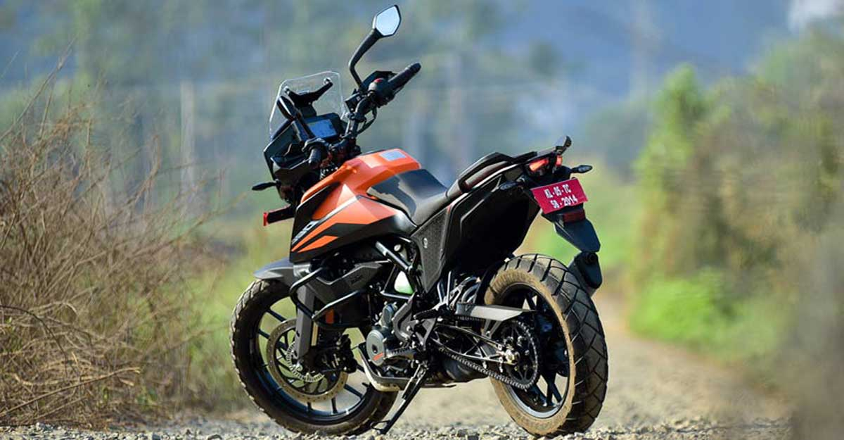 KTM 390 test drive: Get ready for the 'Adventure'