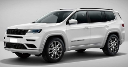 7-seater Grand Compass in the works, could be a game changer for Jeep