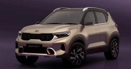 Kia Sonet to make history with clutchless manual transmission