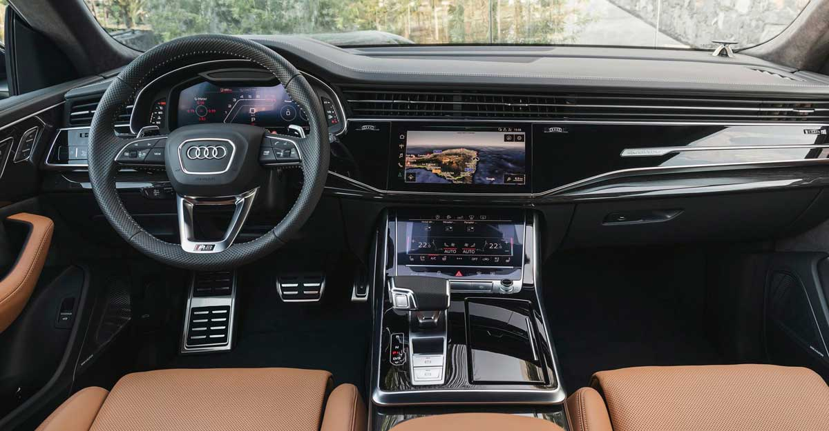 Audi RS Q8 launched in India, price starts at Rs 2.07 crore