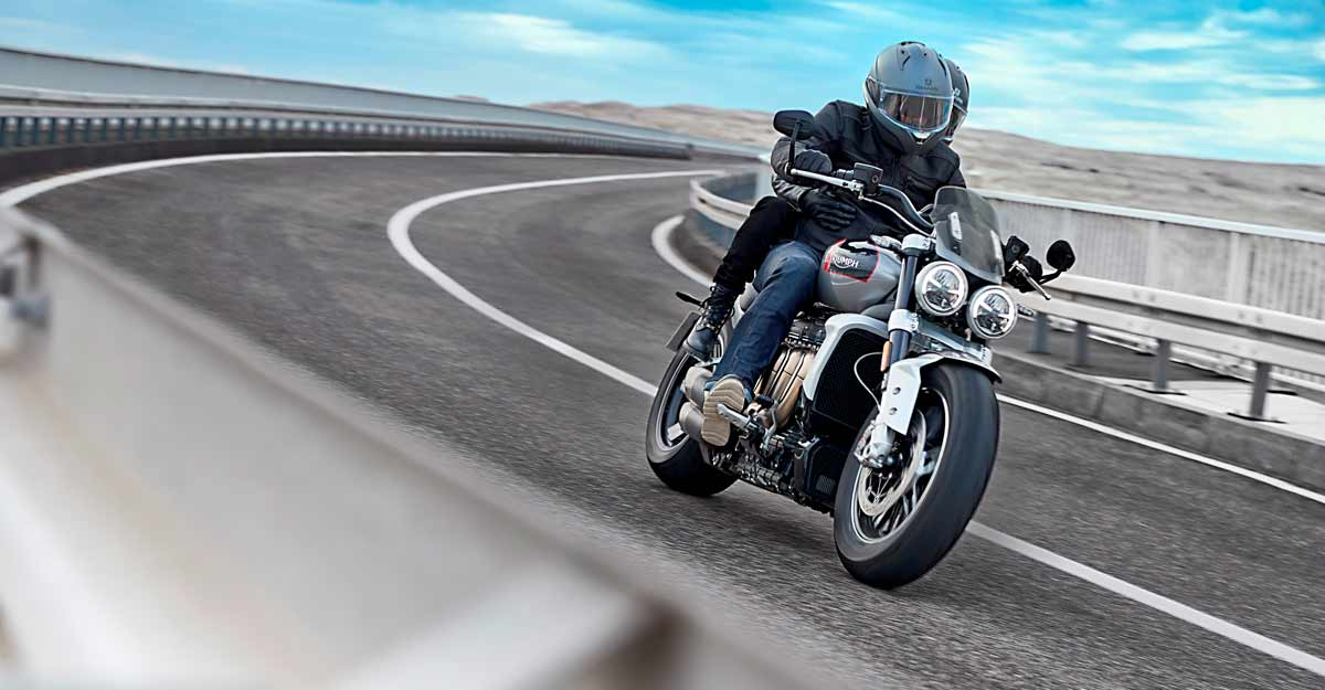 Triumph launches all-new Rocket 3 GT priced at Rs 18.40 lakh | Video