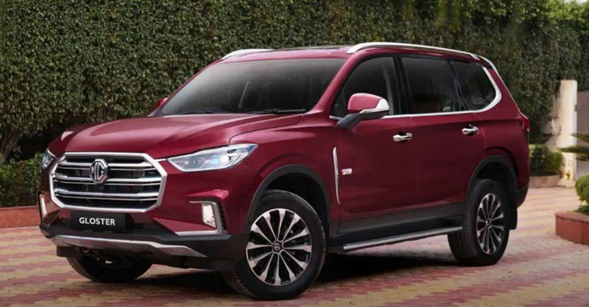 MG Motor launches premium SUV Gloster. Check prices here