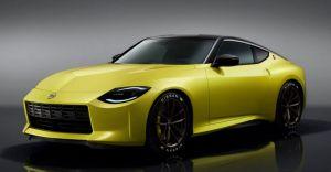 Nissan unveils new sports car concept Z