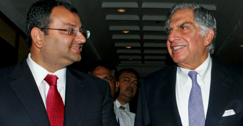 SC restrains Shapoorji group, Mistry from pledging or transferring Tata Sons shares