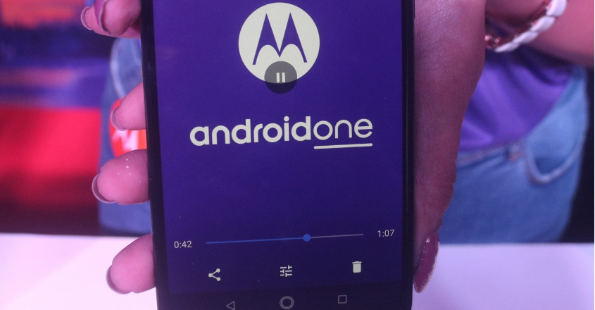 Motorola launches first Android One smartphone in India