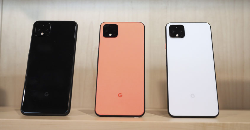 Google unveils Pixel 4 phones with radar, more affordable laptop