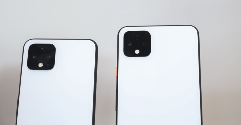 Google unveils Pixel 4 phones with radar, more affordable laptop