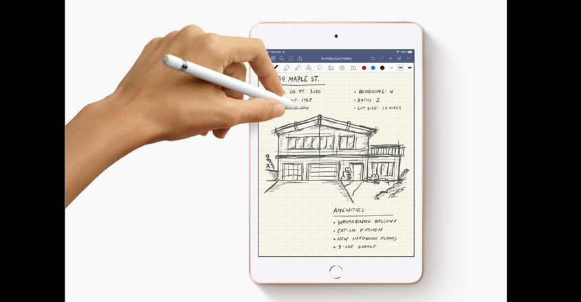 Apple unveils iPad Air, mini in surprise move