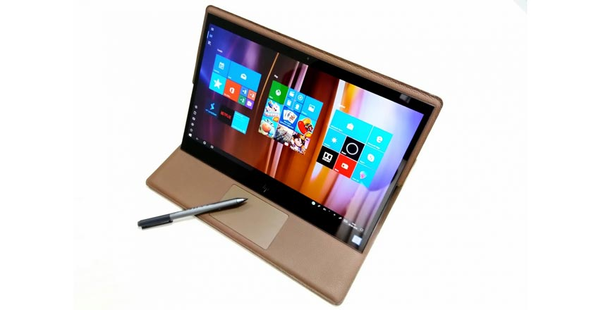HP Spectre Folio tech review: Make leather skin your style statement