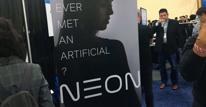 Samsung unveils AI-powered digital avatar