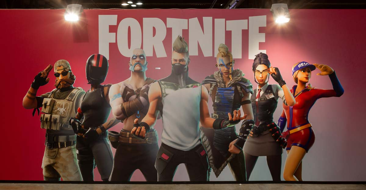Fortnite: A video game vying for Olympics