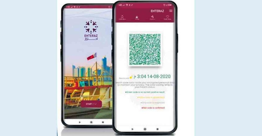 How EHTERAZ app helped Qatar to contain COVID spread