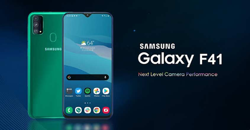 Samsung teams up with Flipkart to launch India-first Galaxy F series