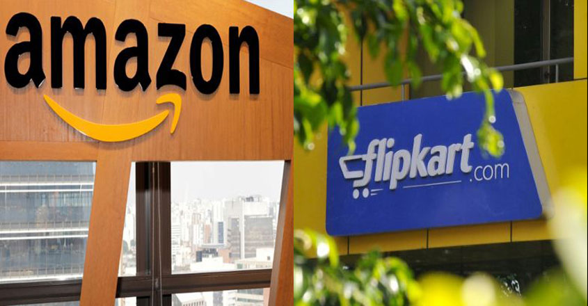 Wary of deep discounts, CAIT wants ban on Amazon, Flipkart's festive season sale