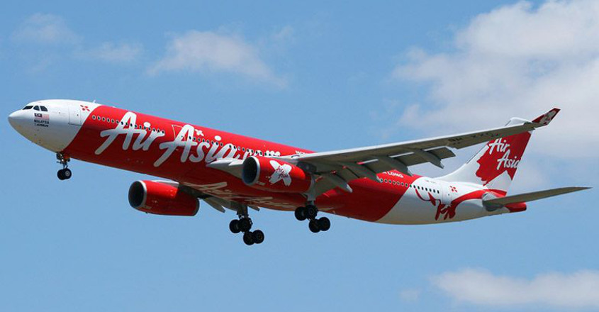 Grab AirAsia's low fares on  domestic, overseas routes