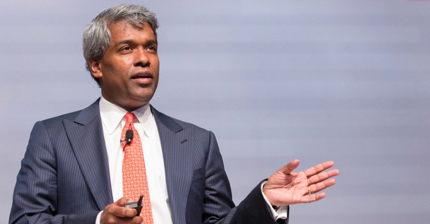 Keralite Thomas Kurian to head Google Cloud