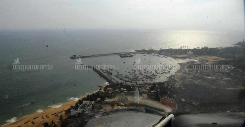 Adani fails to meet Sept 1 deadline for Vizhinjam port