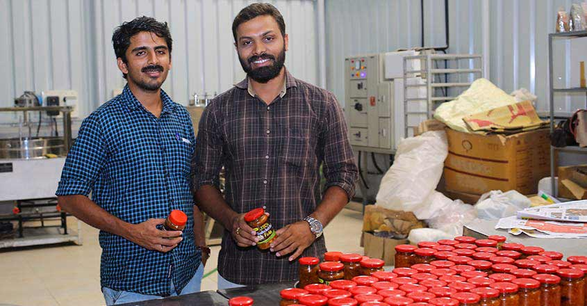 The humble jackfruits power this entrepreneur's dream