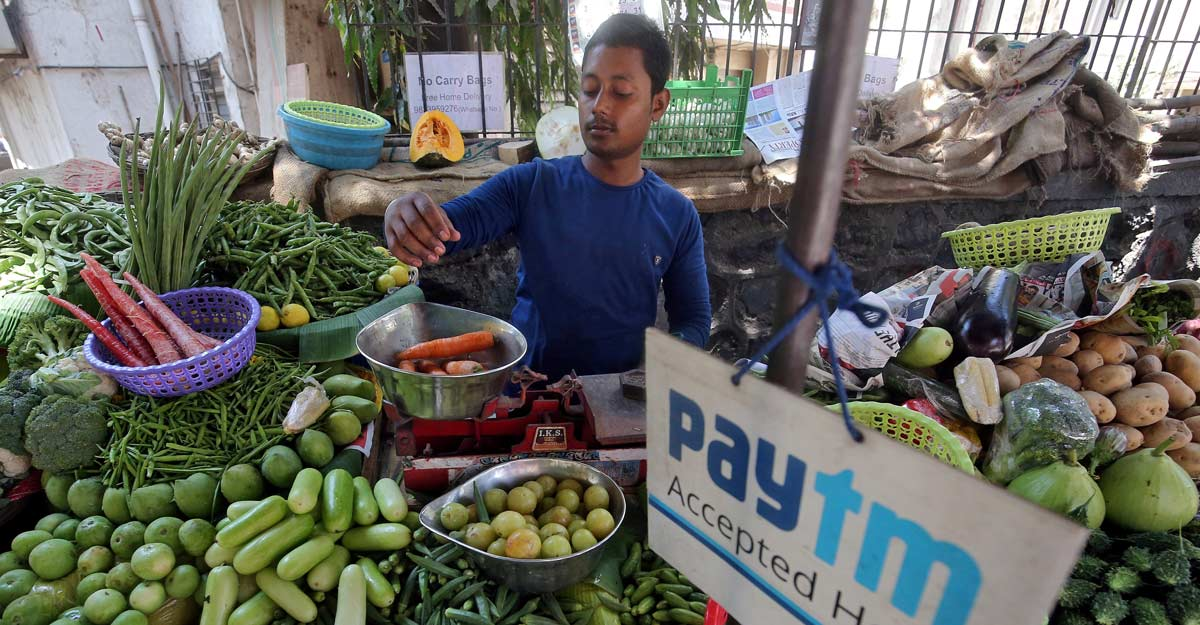 India's retail inflation picks up in September as food prices soar