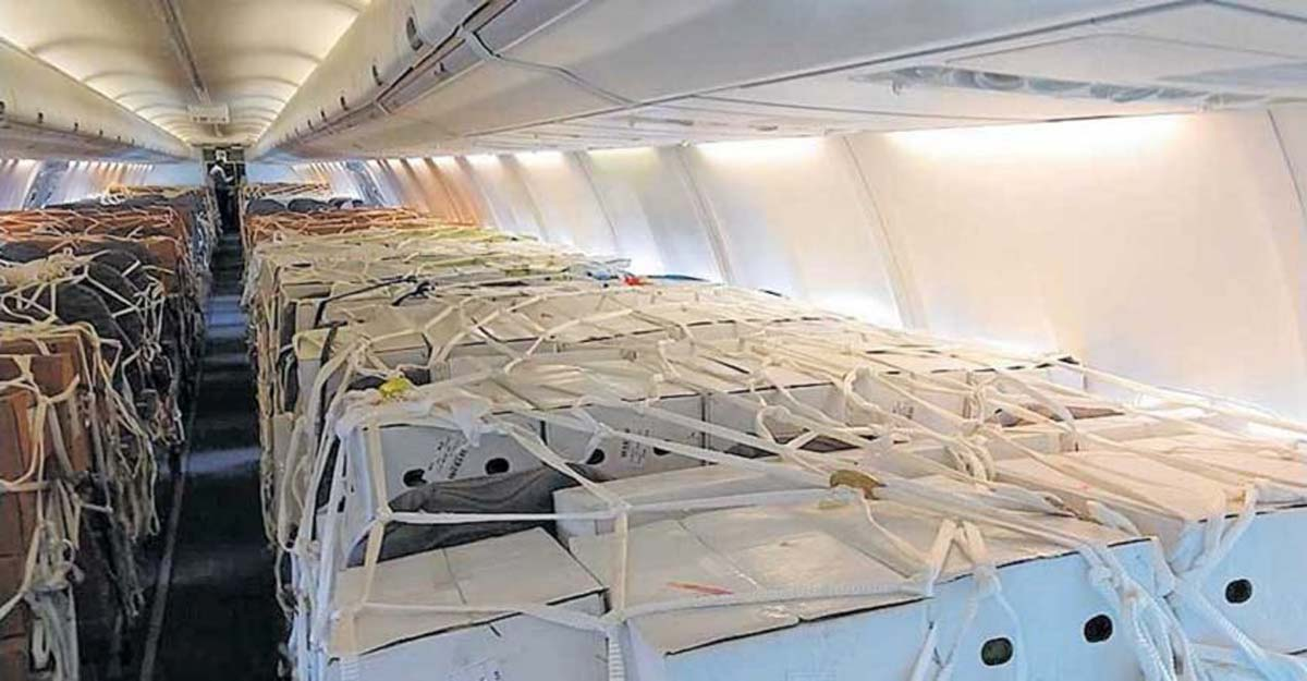 No foreign cargo flights to airports in Kerala, vegetable-fruit exports hit