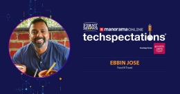 Ebbin Jose: The Malayali food and travel vlogger with a global appeal