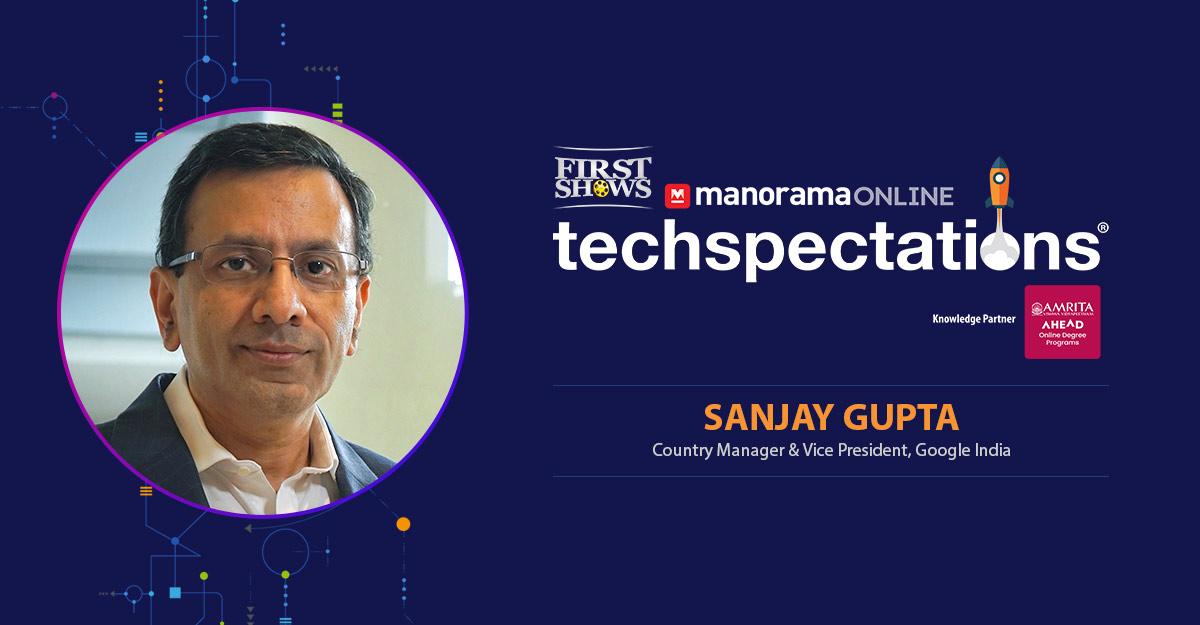 Sanjay Gupta, Google's chosen man to expand internet ecosystem in India