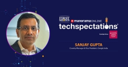 Sanjay Gupta, Google's chosen man to expand internet ecosystem in India