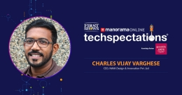 Charles Vijay Varghese – The cartoonist-entrepreneur who sows AI in farm fields