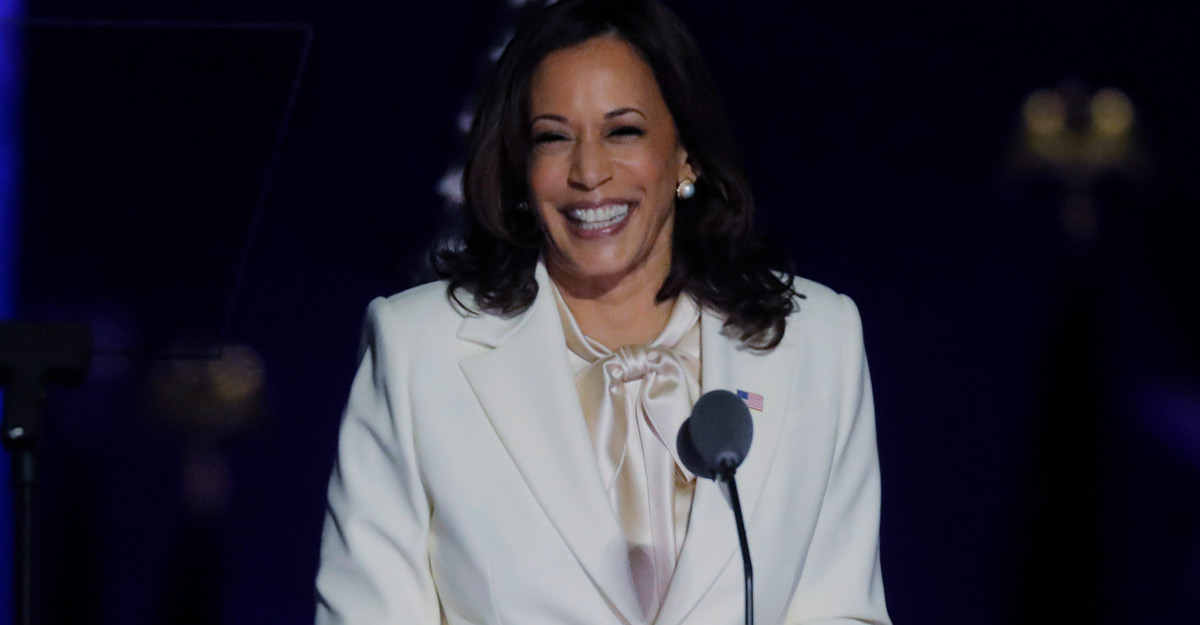 Harris hails mother for paving her way to vice-presidency