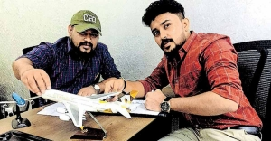 2 Keralites develop device that reduces aviation fuel intake