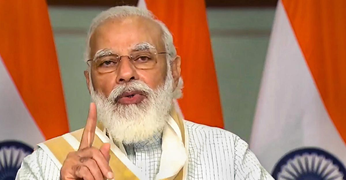 PM Modi unveils 'transparent taxation', Rights' Charter for taxpayers