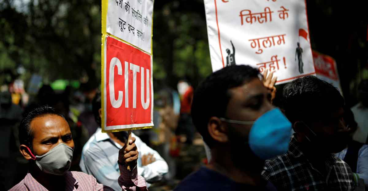 Nationwide strike tomorrow, Unions expect 25cr workers to participate