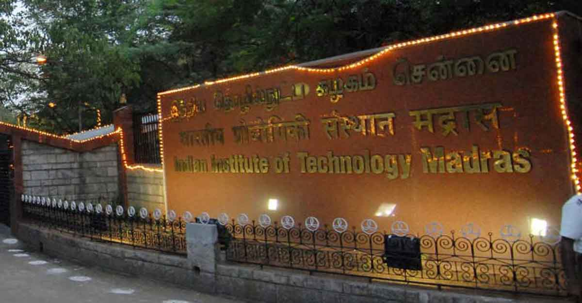 IIT Madras invites applications for 5-year integrated MA courses