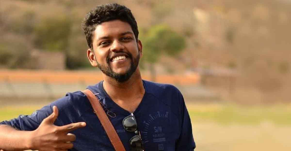Nithin's journey to civil services, via Germany and Bengaluru