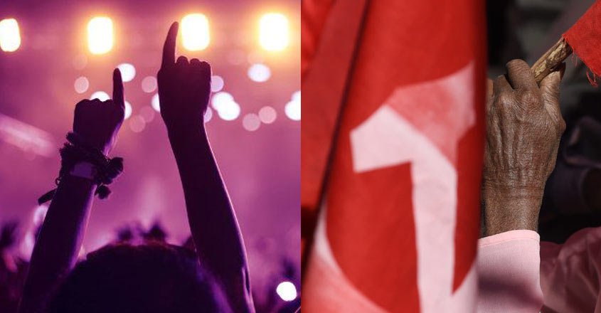 CPM suspends local leader in Alappuzha over DJ party at son's wedding gala