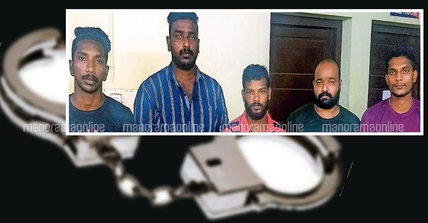 5 BJP activists held for murder attempt on DYFI worker