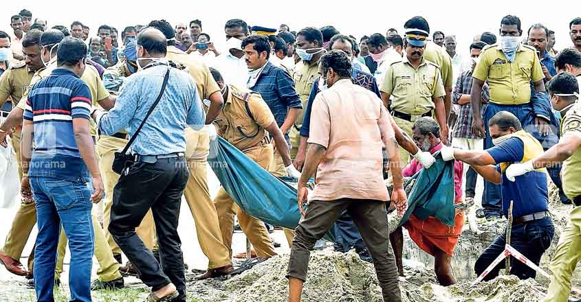 Missing youth's body recovered from Alappuzha beach