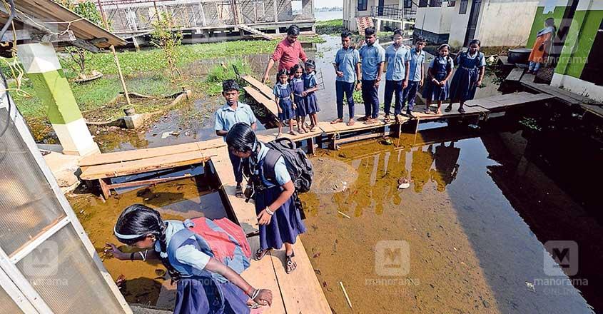 alappuzha-kuttipuram-school-area