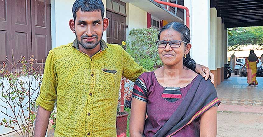 Born blind, this sibling duo set sight on civil service