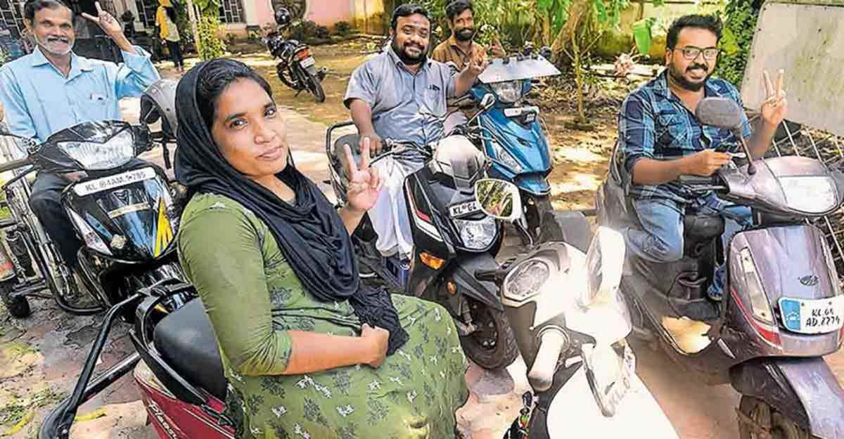 Wheelchair users in Alappuzha take wings, start online delivery of home-made products