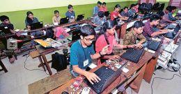 School kids create programme of voting machine