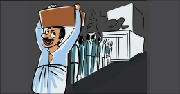 The lockdown effect: Alcoholics turn good samaritans