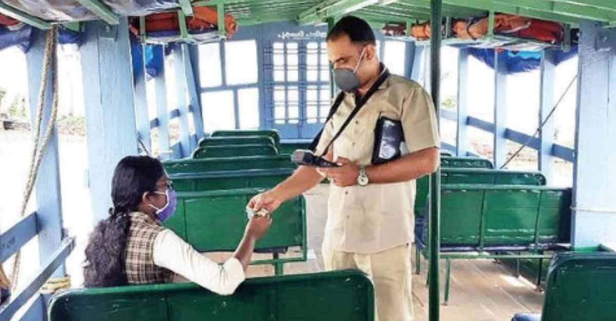 Kerala govt deploys 70-seater boat to ferry lone schoolgirl for exams