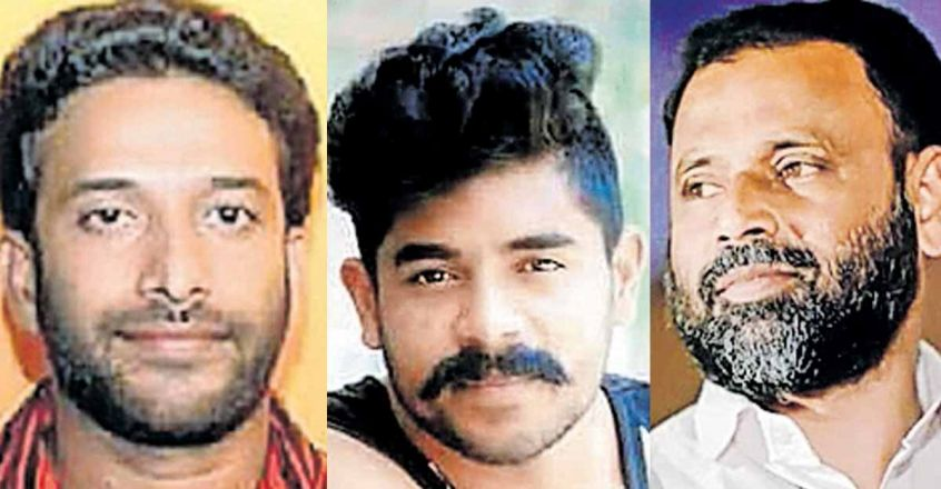 Three, including Congress councillor, held in connection with murder of CPM activist
