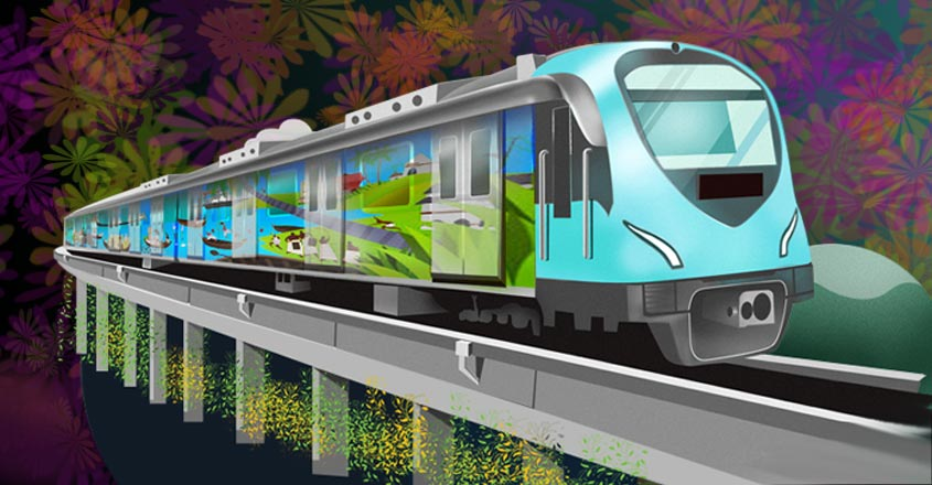 Kochi Metro extends working hours for New Year, offers late night services