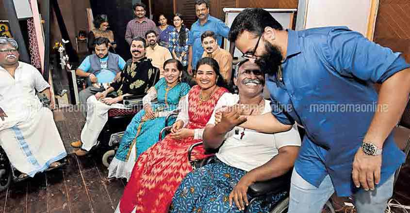 'Chaaya,' a play on wheelchairs, staged in Kochi