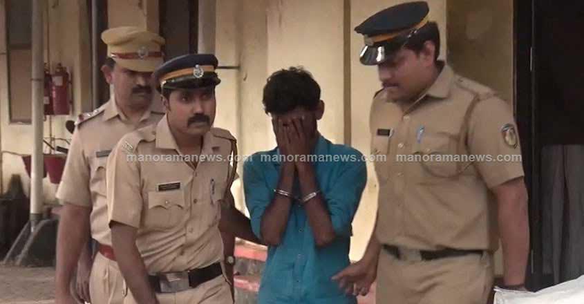 Gang behind Aluva gold heist arrested